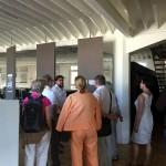 Hinter den Kulissen bei den Ausstellungsgestaltern Jangled Nerves