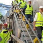 01 Baustellenführung: Die gestiefelten Stadtmuseumsfreunde