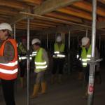 06 Baustellenführung: Zwischengeschoss